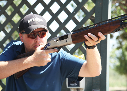 Shotgun Shooting Instructor California